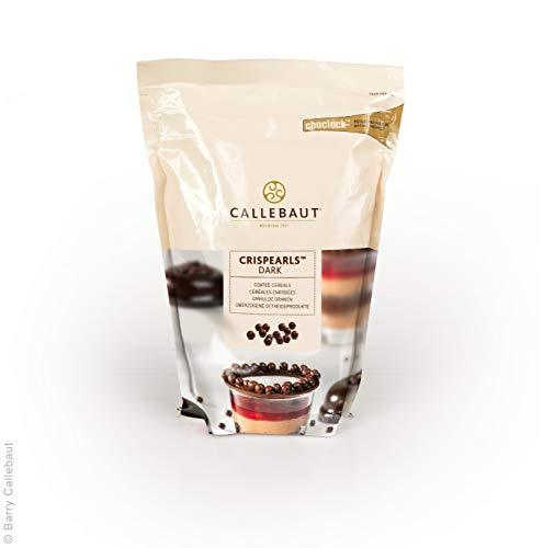 Crispearls dunkle Schokolade 800g, Callebaut, Crisp Pearls Dark