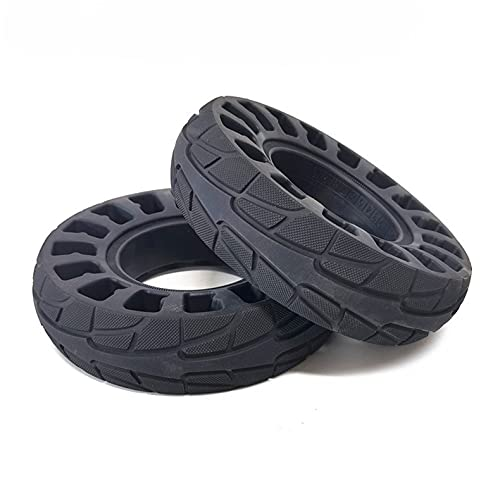 SHDT 2 Piezas De Neumáticos Sólidos De 8 Pulgadas, Ruedas De Scooter Eléctrico, Neumático De Repuesto, 200X50, Neumáticos Delanteros O Traseros De Panal, Neumáticos No Neumáticos