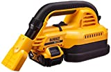 DEWALT 20V MAX Cordless Vacuum Kit, Wet/Dry, Portable, 1/2-Gallon...