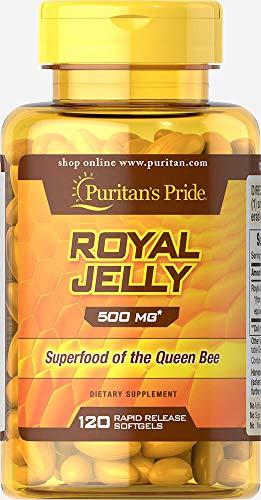 Puritan's Pride Royal Jelly