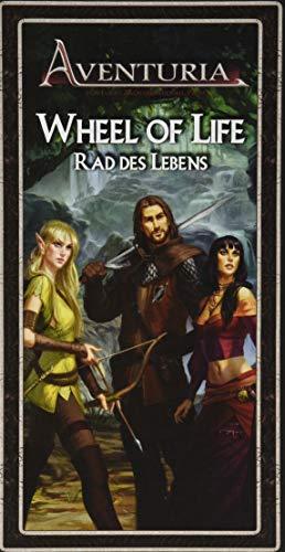 Aventuria - Wheel of Life - Rad des Lebens (Aventuria / Abenteuerspiel)