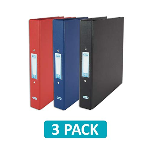 Elba, Ring Binder A4, 2 Ring, Pl...