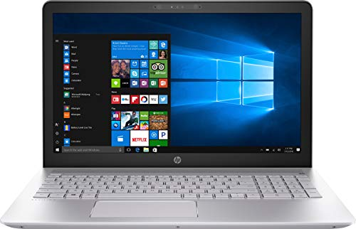 2019 HP Pavilion 15.6-inch Full HD (1920 x 1080) Touchscreen Premium Laptop, Intel Core i5-8250u Quad-Core, 8GB DDR4, 1TB HDD, 802.11ac, Bluetooth, HDMI, FHD IR webcam, Win 10 - Silver
