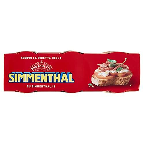 Simmenthal - Piatto pronto, di carni bovine in gelatina vegetale - 210 g ( 3 scatole )