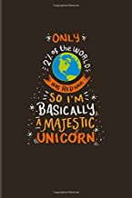 Only 2% Of The World Has Red Hair So I'm Basically A Majestic Unicorn: Funny Redhead Quote 2020 Planner | Weekly & Monthly Pocket Calendar | 6x9 Softcover Organizer | For Freckles & Red Hair Fans
