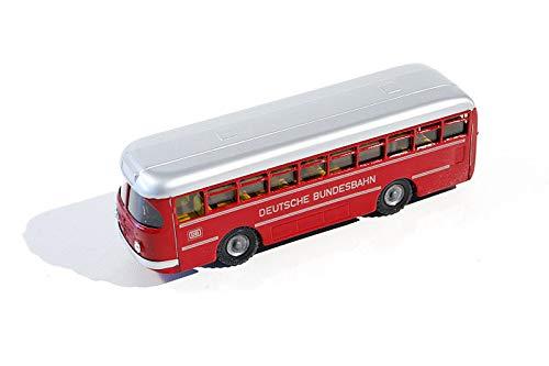 Retro blikken speelgoed - DB Bus Büssing 1959 van KOVAP