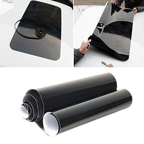 WLGREATSP Auto-Schiebedach-Aufkleber, 31 x 15 Zoll Auto-Schiebedach-Fensterschutzfolie Sonnenschutz-Vinyl-Film-Aufkleber Fahrzeuge deckt
