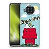 Head Case Designs sous Licence Officielle Peanuts Coutume Personnalisé Snoopy & Woodstock Art Coque...