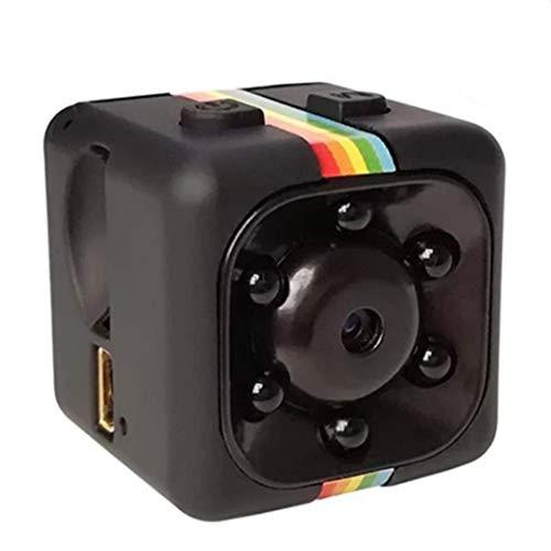 Mini Camara Espia 1080P Full HD inalambrica, Vision Nocturna, extrerior/Interior