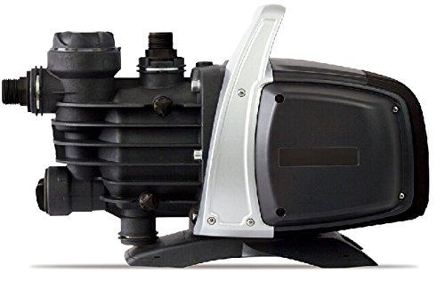 EWUAQUA iWater Pumpe ecoJet 4-50 Kunststoff 3,8m³ 4,5 bar Gartenpumpe Saugpumpe Jetpumpe