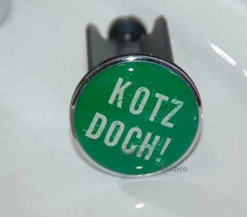 """Waschbecken""""STÖPSI"""" Kotz doch"""