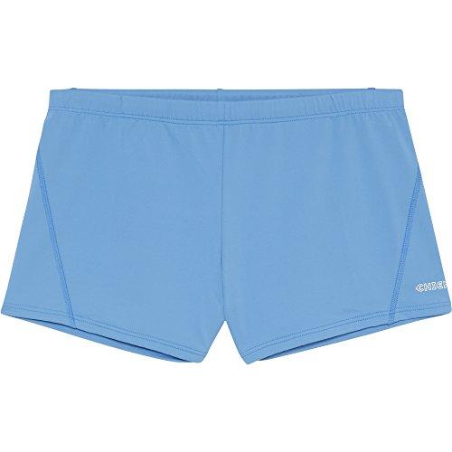 Chiemsee Herren einfarbig Boxer Badeshorts, 631 Parisian Blue, S
