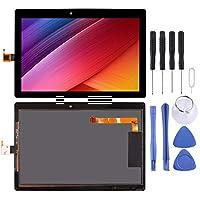 交換用スペアパーツ修理部品 レノボタブ3 10プラスTB-X103 / X103F 10.1インチ(ブラック)の液晶画面とデジタイザフルアセンブリ (Color : Black)