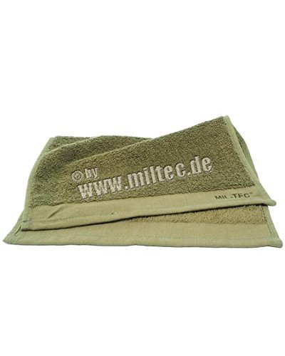 Mil-tec® Handtuch 50X30cm oliv