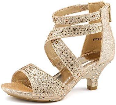 Children high heels shoes _image0