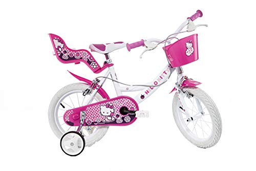 Dino 144R-HK - Bicicletta Hello Kitty 14