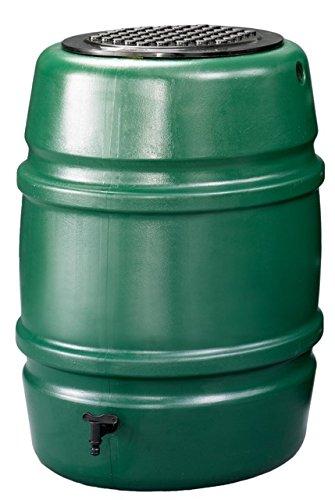 Harcostar 168 litre Water Butt + Raintrap Diverter + Stand