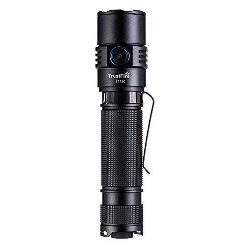 TrustFire T11R Led Linterna max. 1800 Lumen brillante LUMINUS SST-40 LED con...