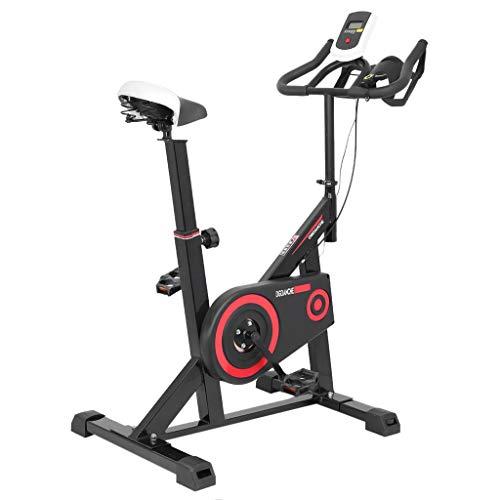 Exercise Bike Indoor Cycling Bike Stationary, Portable Indoor Stationary Bike Exercise Machine for Home Gym - Fitness Equipment for Women, Men, Seniors