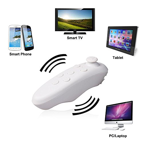 Virtuemart Mando a Distancia Gamepad Bluetooth Control Remoto para Gafas Android/IOS/PC/3D