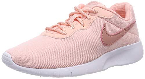 Nike Herren Tanjun SE (GS) Laufschuhe, Mehrfarbig (Storm Pink/Rust Pink/White 603), 36 EU