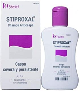 Stiproxal - Champú Anticaspa cuidado Intensivo con Acción anti-descamación - 100 ml