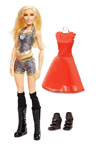 WWE Superstar Fashions Charlotte Flair, FJC05