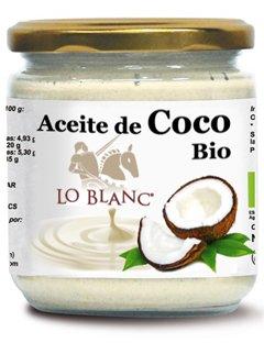 ACEITE DE COCO BIO - Para cocinar 250 g -