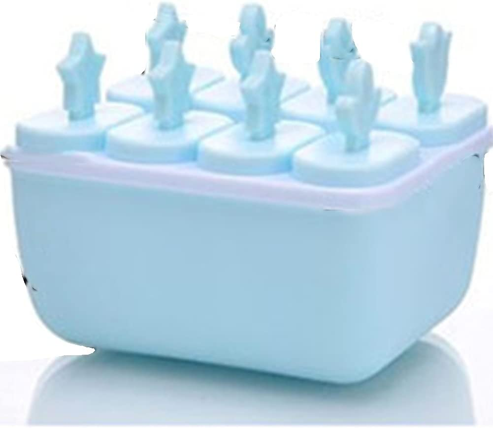 Ice Lolly Moulds 3 Pack Popsicle Reusable Grade 5 ☆ Indefinitely very popular L Food Molds