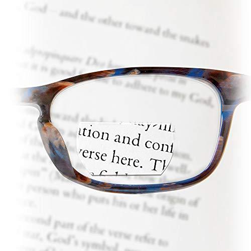 メガネに貼る「簡単貼り付けやわらかレンズ」日本製正規品(メガネに貼るタイプ)