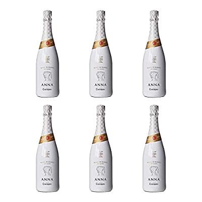Anna de Codorniu Blanc de Blancs 75cl x 6 Bottles