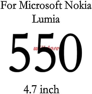 حقائب الهاتف - حقيبة واقية للشاشة من الزجاج المقسى لهاتف Lumia 520 530 535 540 550 630 640 XL 650 730 830 920 930 950 XL 1...