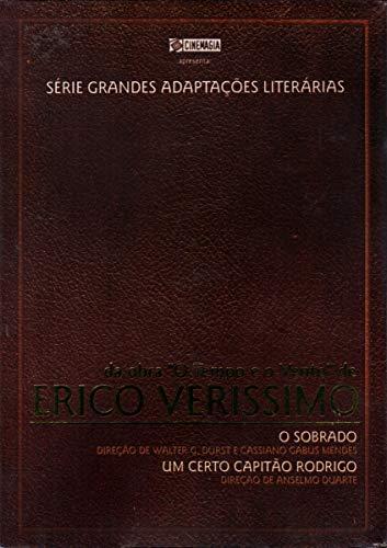 Box Erico Verissimo - Grandes Adaptações Literárias - O Tempo e o Vento