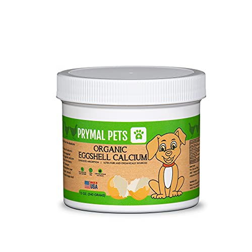 Top 10 best selling list for eggshell supplement for dogs