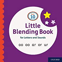 Little Blending Books for Letters and Sounds: Book 10