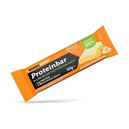 Named Sport Proteinbar Paradise Lemon Barretta Proteica, 50g