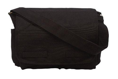 『メッセンジャーバッグBK【ROTHCO】』24《ジャックバウアー》でお馴染み定番《黒》!ファッション雑貨