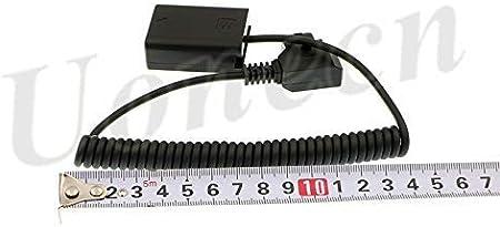 D-tap np-fw50 chupete batería dc engarces para Sony a7 a7ii a7s a7sii a7r