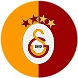 Galatasaray Tortenaufleger, Rund 20CM - Geburtstag