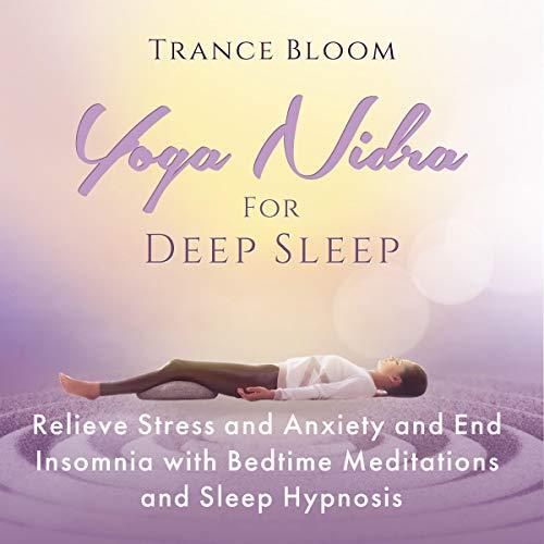 Yoga Nidra for Deep Sleep cover art