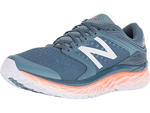 New Balance Women's Fresh Foam 1080 V8 Running Shoe, Blue, 10 B US