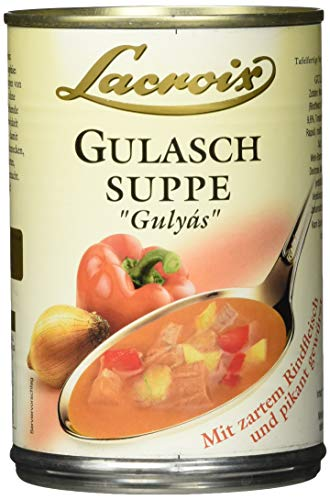 Lacroix Gulasch-Suppe, 3er Pack (3 x 400 ml)