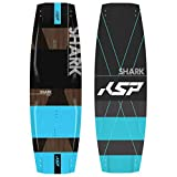 Tabla KSP Shark Blue 2020 Freestyle completa de kitesurf 135/137/139/141 Kite Board