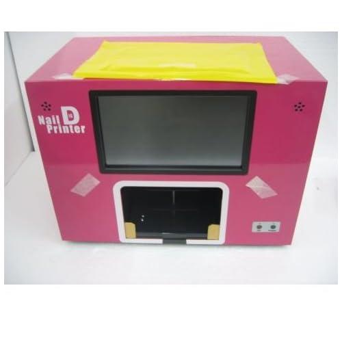 BAOSHISHAN intelligente digitale touch screen per stampante flatbed stampante per unghie fiori 110 V o 220 V
