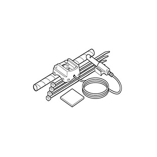 Cat Eye Velo-7/Velo-9 Enduro Heavy Duty Brkt Sens Kit-160-3491 Cycle Computers - Negro, sin tamaño