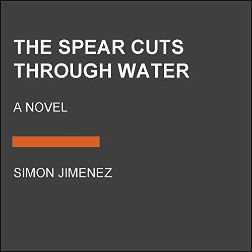 The Spear Cuts Through Water cover art