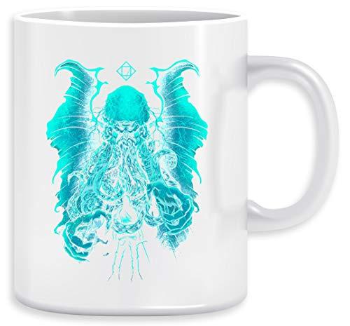 Cthulhu Kaffeebecher Becher Tassen Ceramic Mug Cup