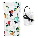 SNIIA USB Flaschenwärmer Isolierhülle, Tragbare Babyflasche BagThermostat Milchheizung Wärmer Werkzeug, Muttermilchhalter Aufbewahrungstasche für Outdoor-Autofahrten