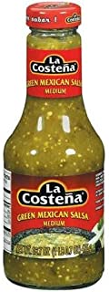 La Costena (2 Pack) Green Mexican Salsa 16.9oz Each