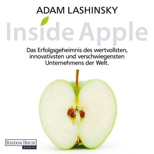 Inside Apple audiobook cover art